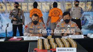 Transaksi 3 Ribu Bom Ikan di Situbondo, Dua Pria Diringkus Polda Jatim