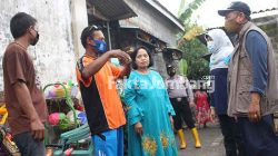 puting beliung Sidowarek Ngoro Jombang
