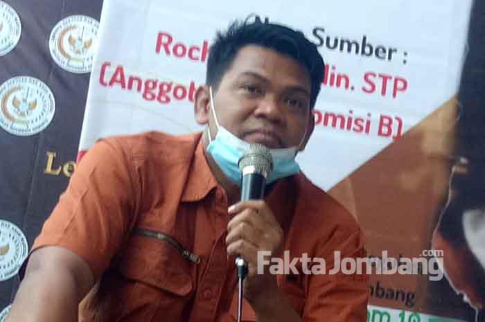 Rochmad Abidin Komisi B DPRD Jombang