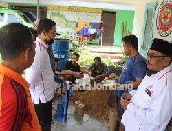 Genjongkidul Sidowarek Jombang Dirancang Jadi Sentra Jamur Tiram