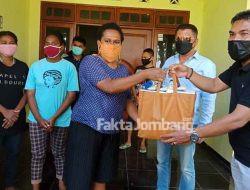 Terdampak Pandemi, Mahasiswa Asal Papua Dapat Bantuan Polres Jombang