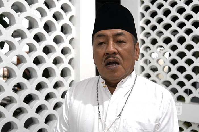 Camat Jombang Muhdlor