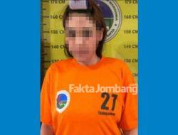 Bawa Sabu-sabu, Perempuan Cantik Aktivis LSM di Jombang Diringkus