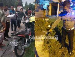 Serempetan Hindari Jalan Berlubang, Pemotor Asal Brodot Jombang Meninggal