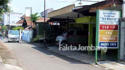 Bukan RS, Tapi Masih Klinik Utama Nur Hasanah Gambiran Jombang