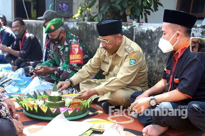 pembukaan pasar ramadan mojokrapak jombang