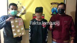 Pelajar Jadi Pengedar Pil Dobel L, Terkuak dari Operasi Yustisi di Peterongan Jombang