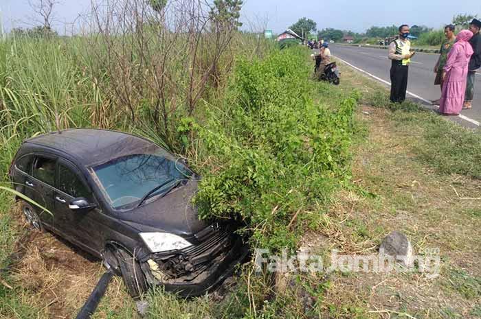 kecelakaan ringroad mojoagung jombang
