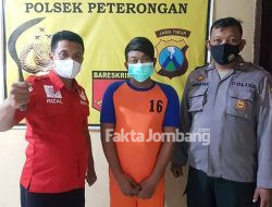Pesta Miras di Keplaksari Jombang, Teman Dipentung dan Disabet Celurit