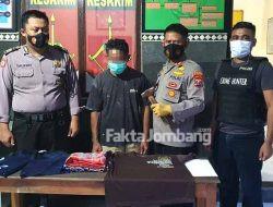 Tersulut Api Cemburu, Kepala Pria Sukomulyo Jombang Dipalu Saat Tidur