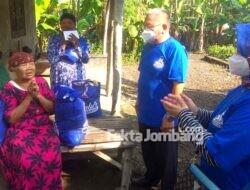 Berbagi, Kuswanto Blusukan ke Tambakberas dan Kedungbetik Jombang