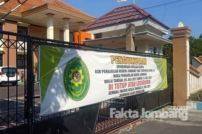 Pasca PN Lockdown, Sidang Perkara Utang Putri Bupati Jombang Belum Dijadwal Ulang