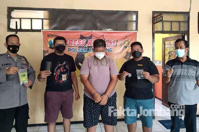 Bawa Sabu-sabu, Pemuda Jombang Digerebek di SPBU Karangkletak