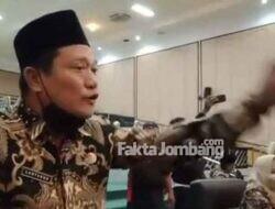 Kades se-Kecamatan Diwek Geruduk DPRD Jombang, Hearing Dihiasi Umpatan