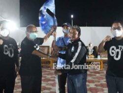 Rajawali Biru FC Dilaunching di Jombang, Kado Ultah Kuswanto
