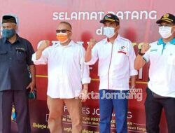 Target 5.000, Seribu Santri Ponpes Gadingmangu Jombang Divaksin Tahap Satu