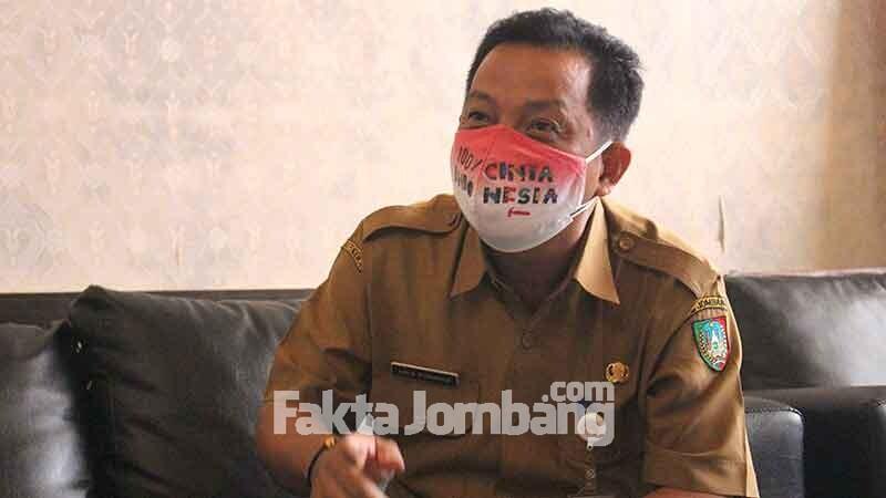 Kadisdikbud Jombang Agus Purnomo