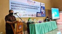 Yahya zaini sosialisasi di Janti Mojoagung Jombang