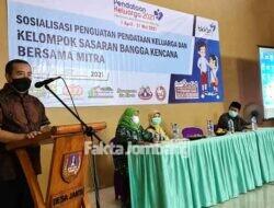 Anggota DPR RI Yahya Zaini dan BKKBN Jatim Sosialisasi Cegah Stunting di Janti Jombang