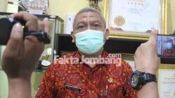 Direktur RSUD Jombang, dr Puji Umbaran