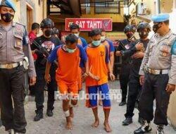 Kawanan Perampok Minimarket di Kayen Jombang Diringkus, Dua Didor Polisi