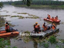 Ditemukan Tewas, Ini Identitas Pria Tenggelam di Sungai Brantas Tanggungkramat Jombang