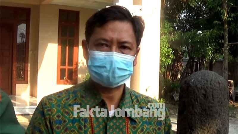 Iswahyudi Kasi Permuseuman Disdikbud Jombang