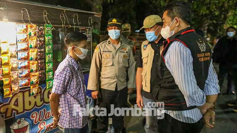 patroli yusitisi di Jombang