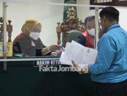 Sidang Perlawanan Eksekusi Tanah di Mojodanu Jombang, Terlawan Bawa 9 Bukti