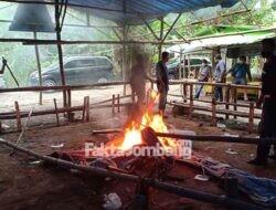 [VIDEO] Polisi Musnahkan Arena Judi Sabung Ayam Gedongombo Jombang